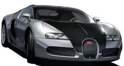 Présentation commentée du design extérieur de la <b>Bugatti Veyron 16.4 Pur Sang</b>.